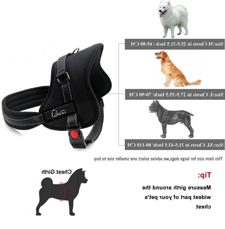 Lifepul Dog Vest Harness - Body Size: Extra