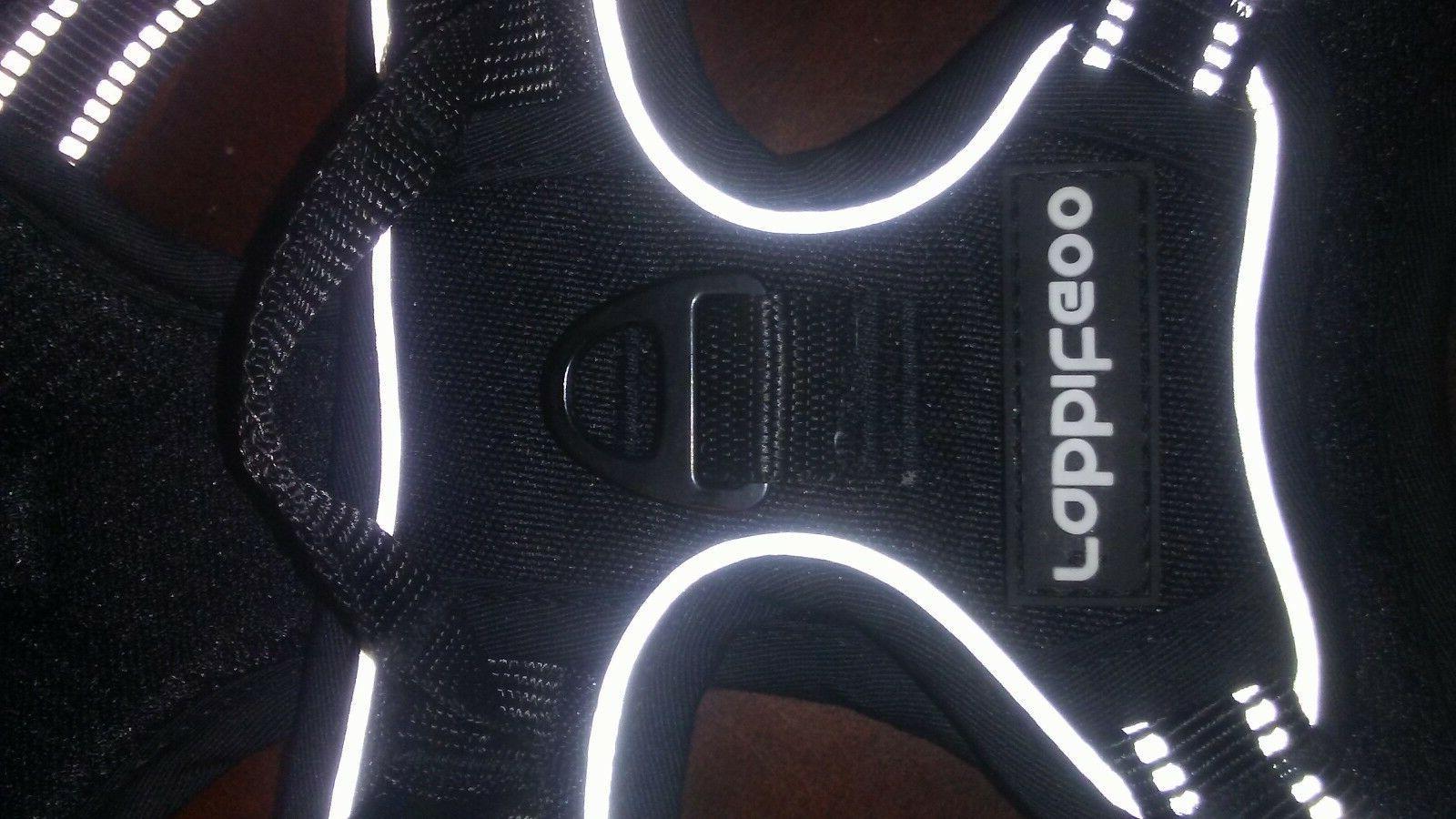 Rabbitgoo harness pet harness Reflective Oxford