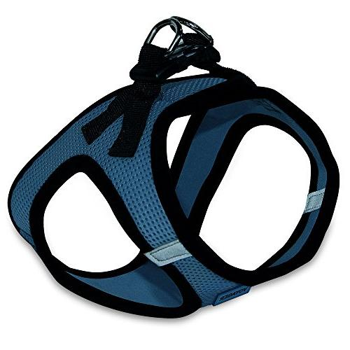 Voyager Pull Step-in Harness Padded Best Medium,