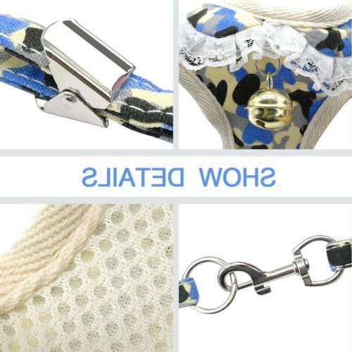 Adjustable & Dog Leash Harness