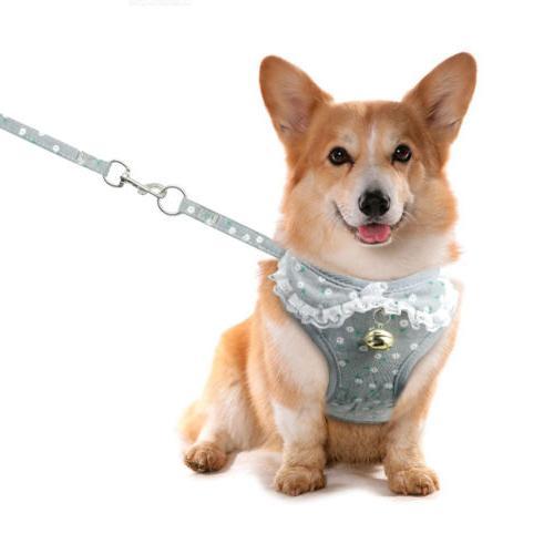 Adjustable Mesh Dog Harness Small Dog Harness Chihuahua Harness