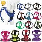 Adjustable No-Pull Dog Harness. 3M Reflective Outdoor Advent
