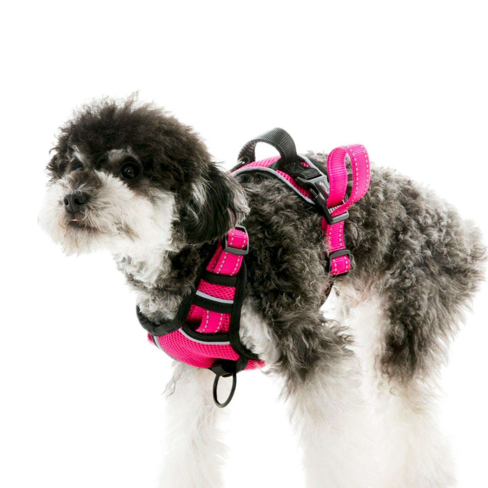 Dog Harness Reflective Easy Control