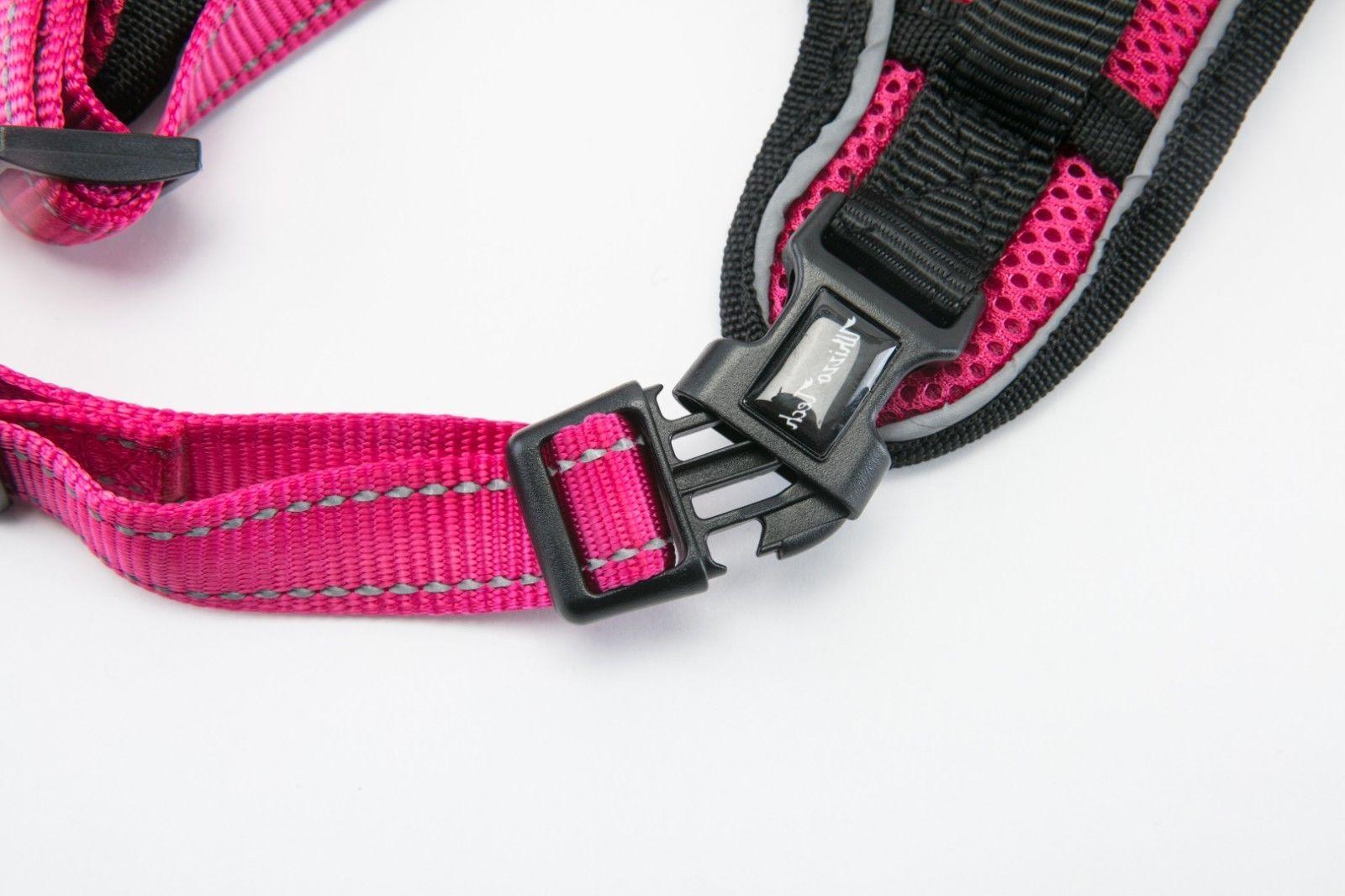 Adjustable Pet Vest Durable Click