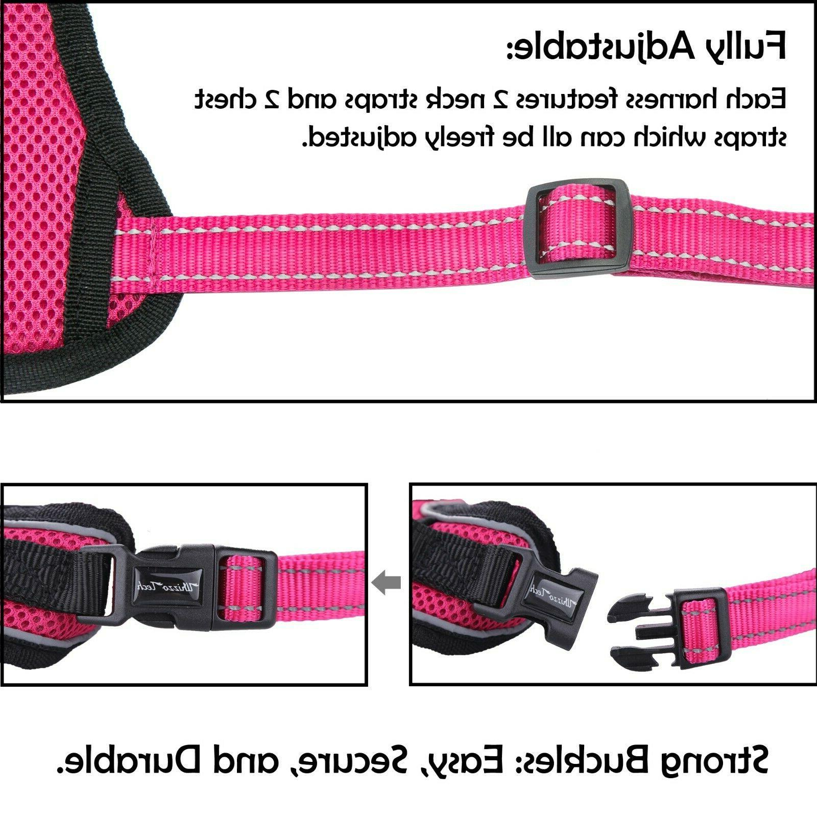Dog Harness Harness Reflective