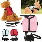 Adjustable Small Pet Dog Cat Mesh Hamster Nylon Vest Harness