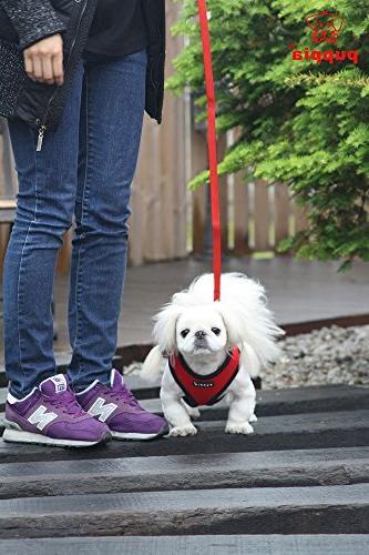Authentic Puppia Harness, -
