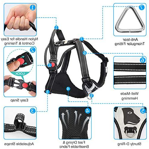 Babyltrl Big No-Pull Harness Soft Vest for Dogs Harness