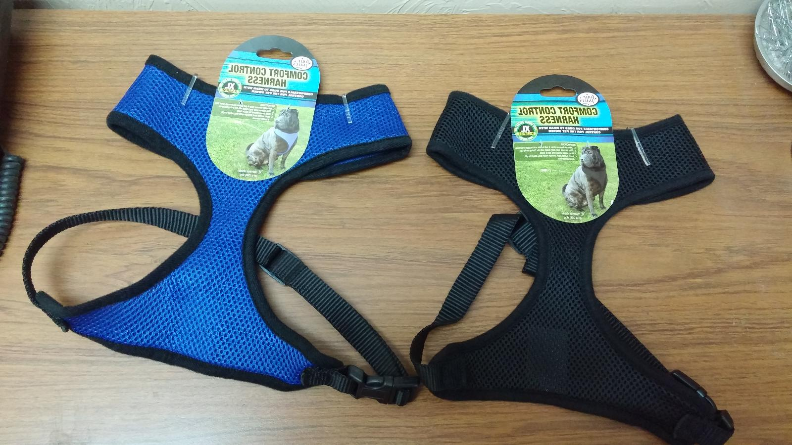comfort control harness for dogs size xs