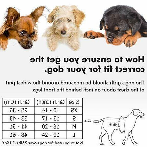 metric usa Comfort Fit No Small Dog Harness ●