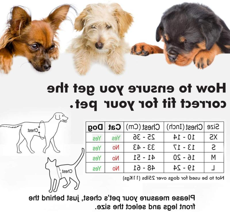 metric usa / Comfort Fit Pets No and Medium Harness