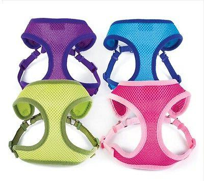 Comfort Soft Dog Harness - 3 sizes - 4 colors - breathable m