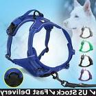 Comfortable 3M Reflective Pet Dog Harness Puppy Soft Padded