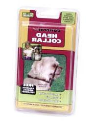 control ease head dog collar