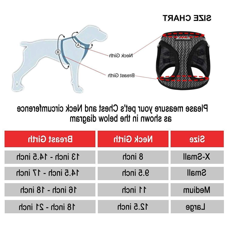 Dog Cat Harness No Pull Dog