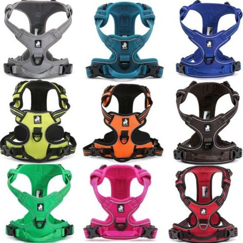 Dog Harness Strong Power Adjustable Truelove Pet Puppy Front