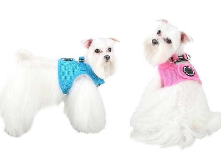 Puppia Mesh Adjust. Dog Vest L, XXL AH305