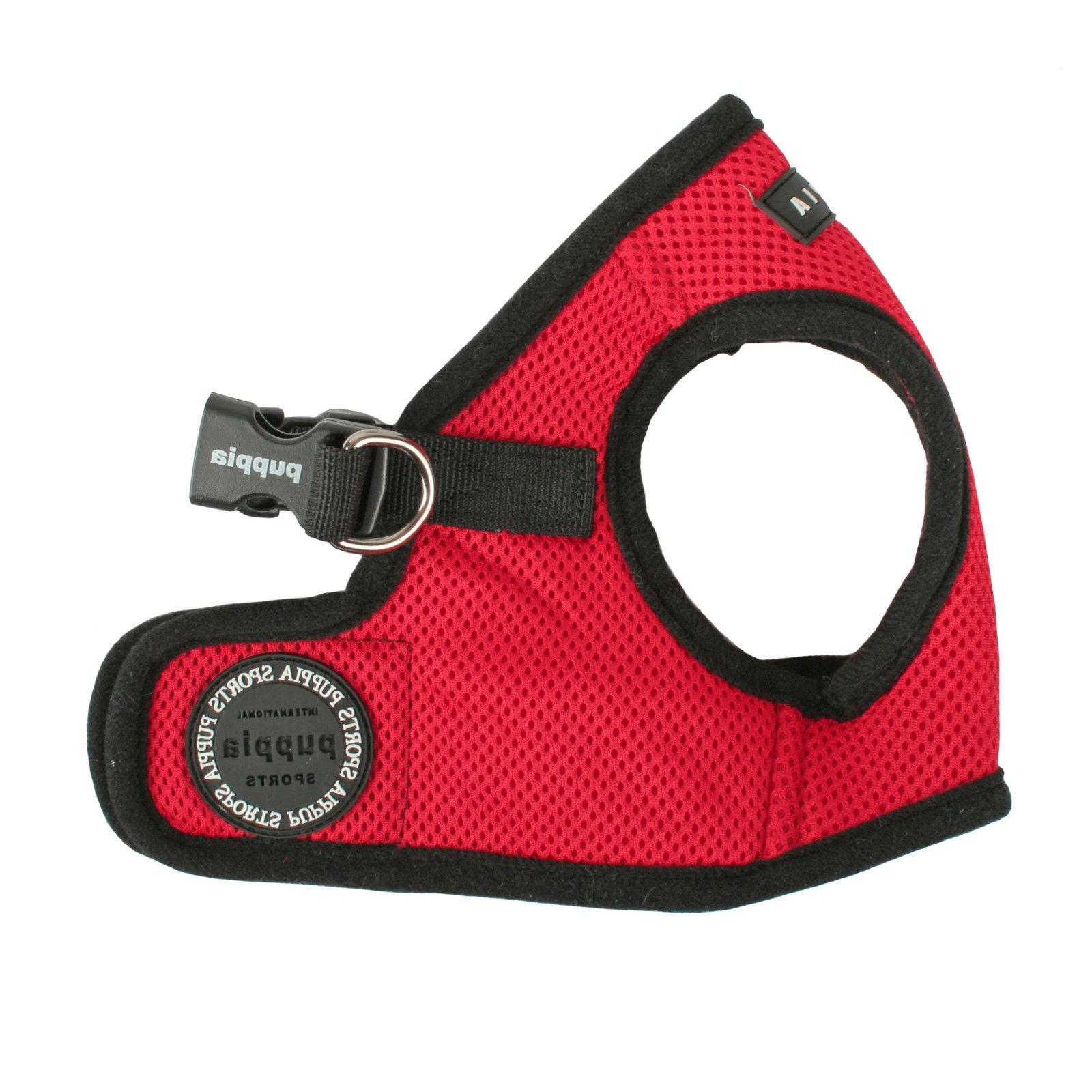 Puppia Adjust. Harness Vest - S M, L, XL, - AH305