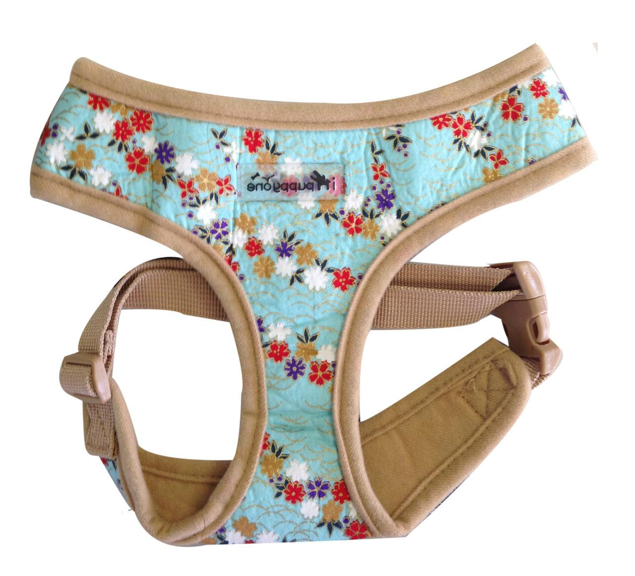 Dog Puppy Harness - Dreamy Flex - iPuppyOne Adjust Neck & Ch