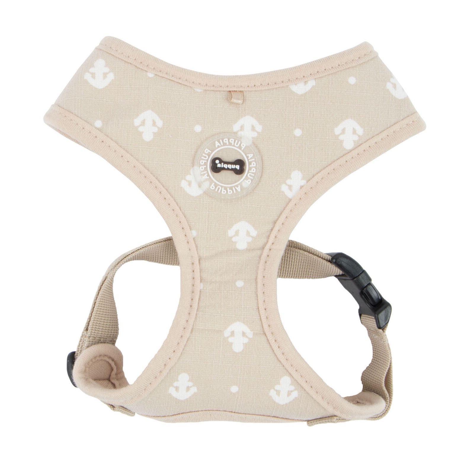 Dog Puppy Harness - Puppia - Ernest - Beige - Choose Size