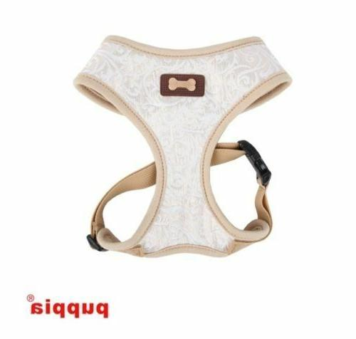 Dog Puppy Harness - Puppia - Gala II - Beige - Choose Size