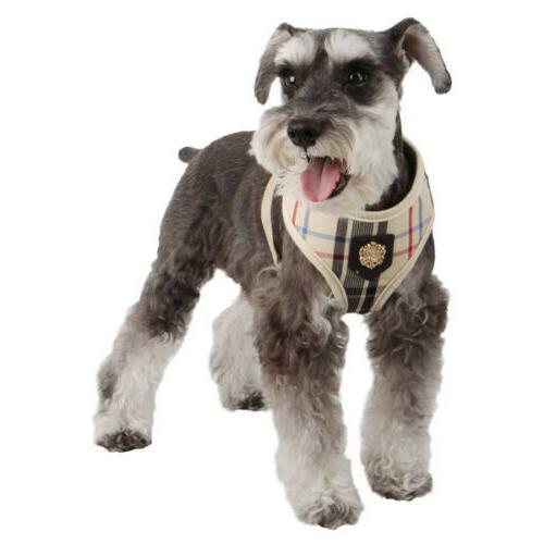 Puppia - Puppy Soft Harness - - Beige XS S L XL