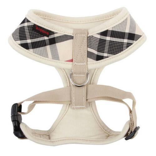 Puppia - Puppy Soft Harness - Beige - XS XL