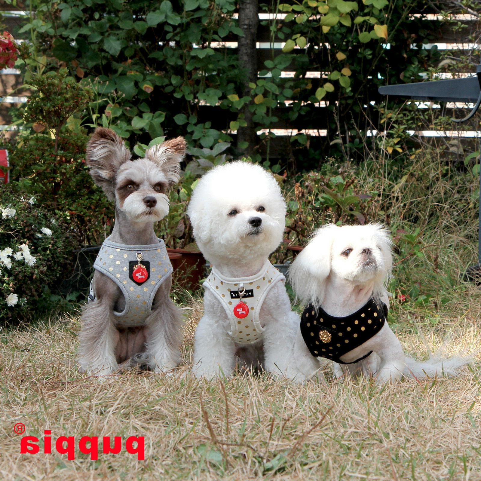Dog Puppy Harness - Puppia - Dotty -