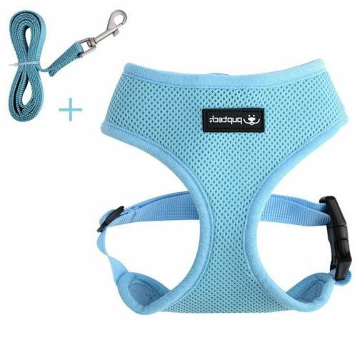 Adjustable Dog Harness Leash Small Dog Cat Pet Leash Puppy