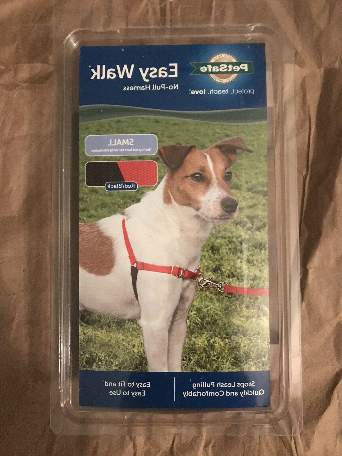 PetSafe Walk NO-PULL Dog Harness Sizes and NEW box