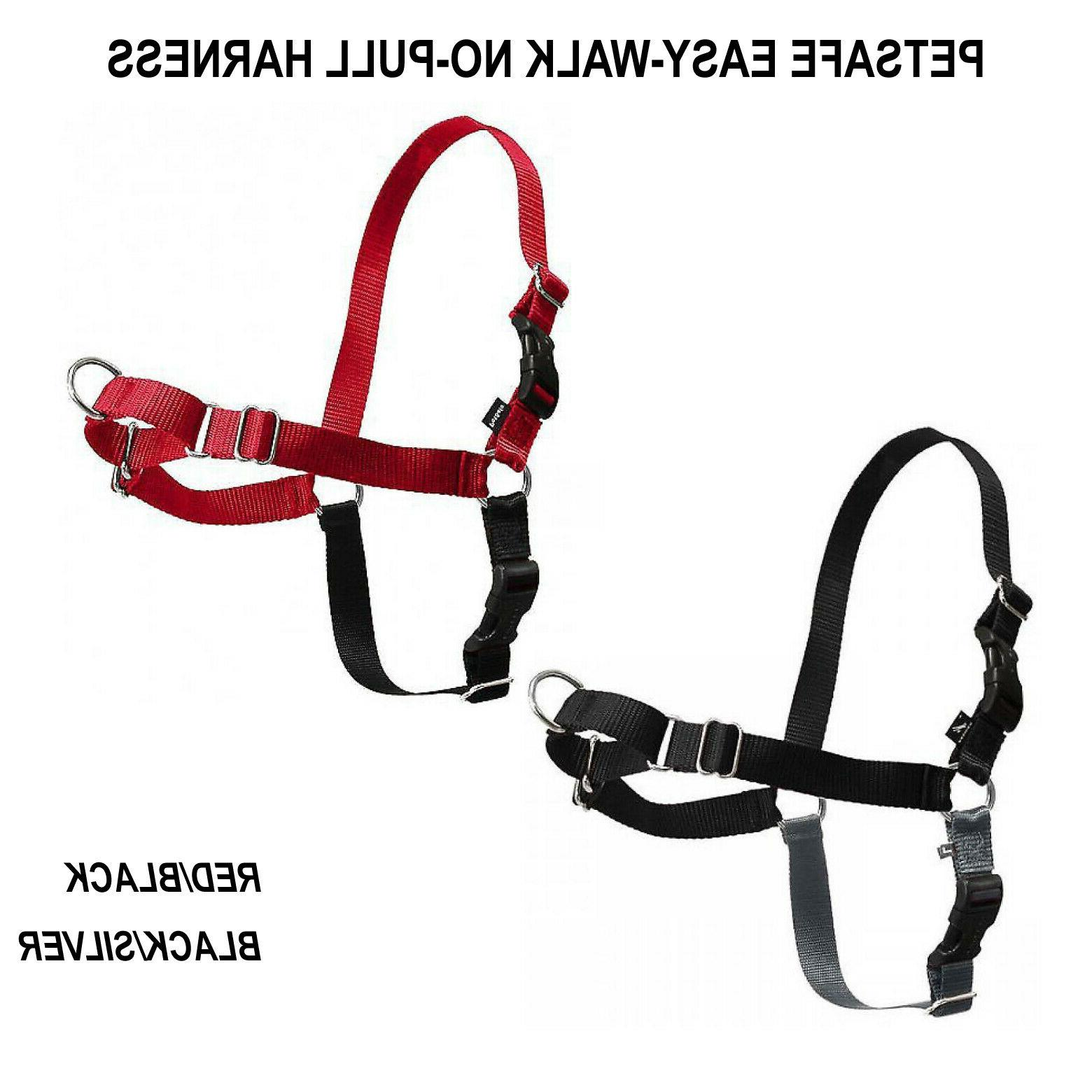 easy walk no pull dog harness all