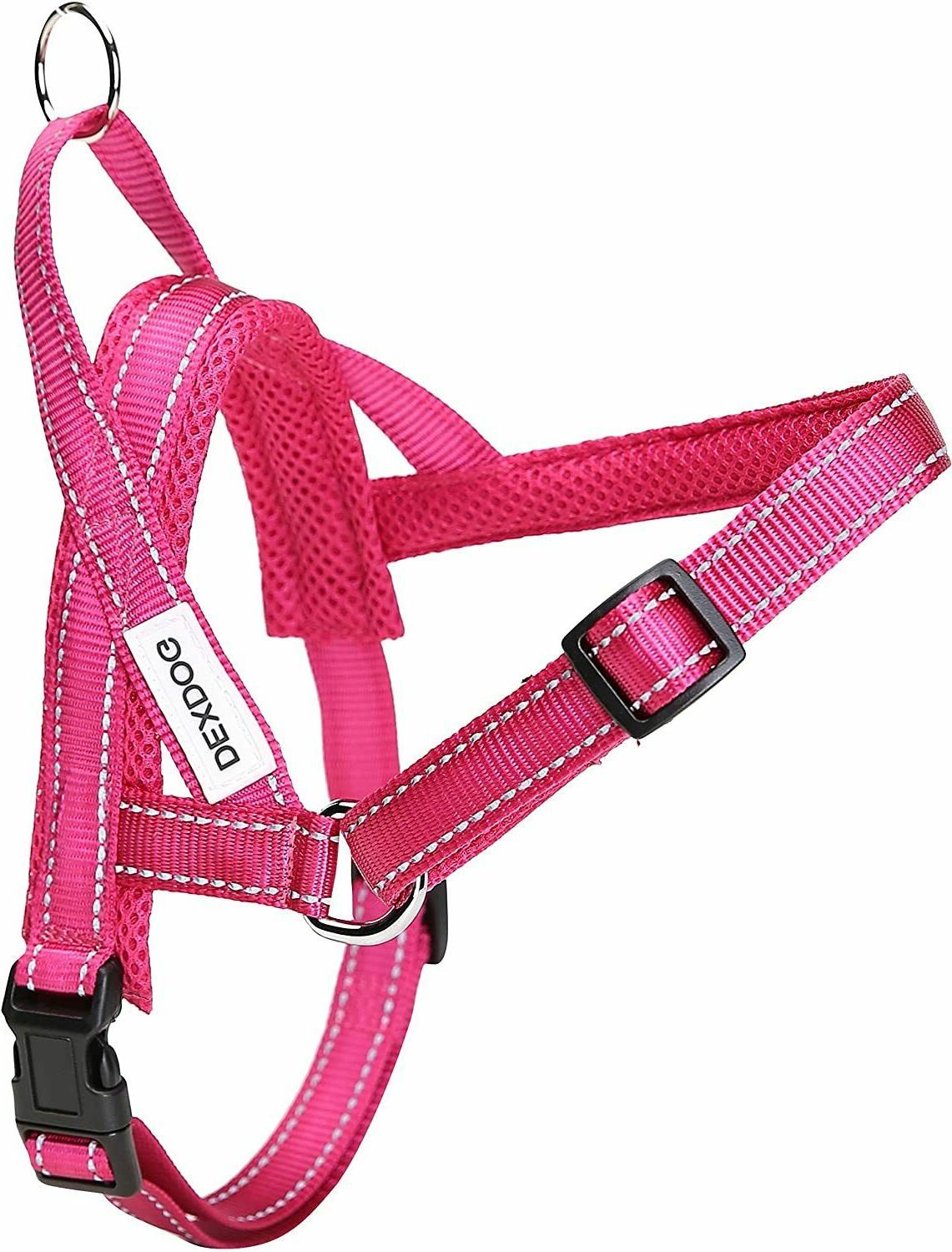 ezharness dog harness on off quick easy
