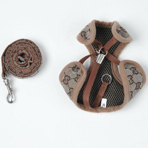 Dog Walk Puppy Pet Accessories Clothes S
