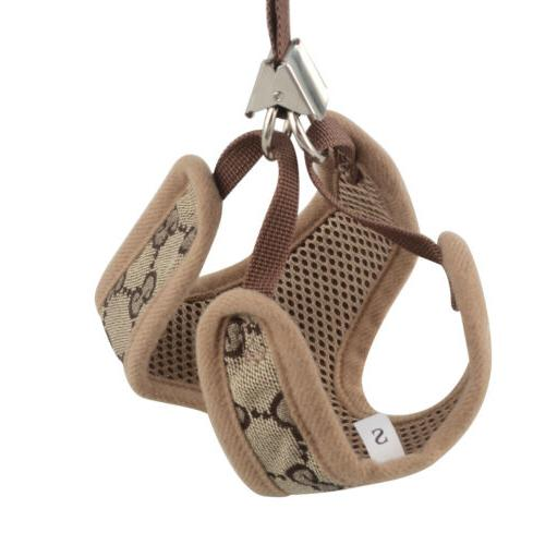 Dog Harness Leash Walk Puppy Accessories S