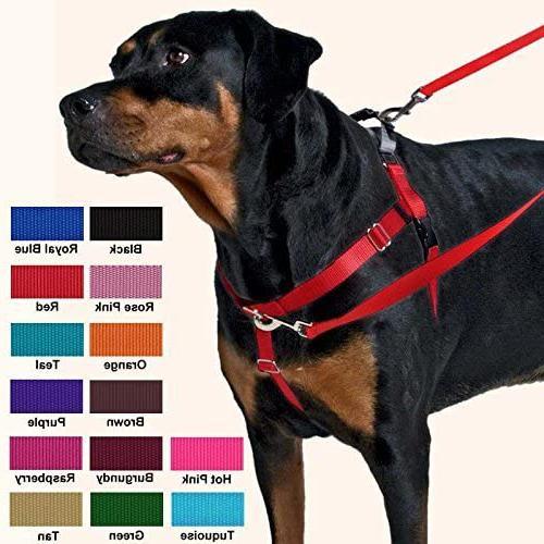 freedom no pull dog harness adjustable gentle