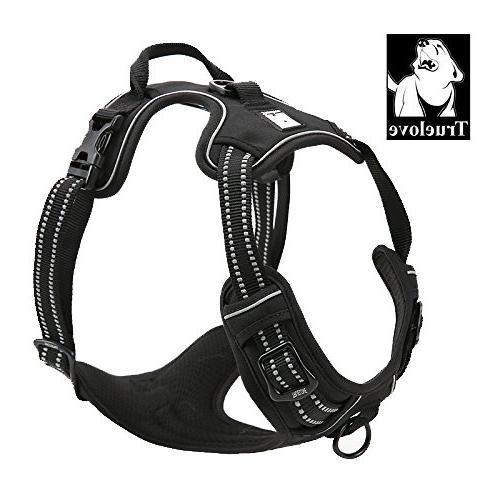 front range pull dog harness