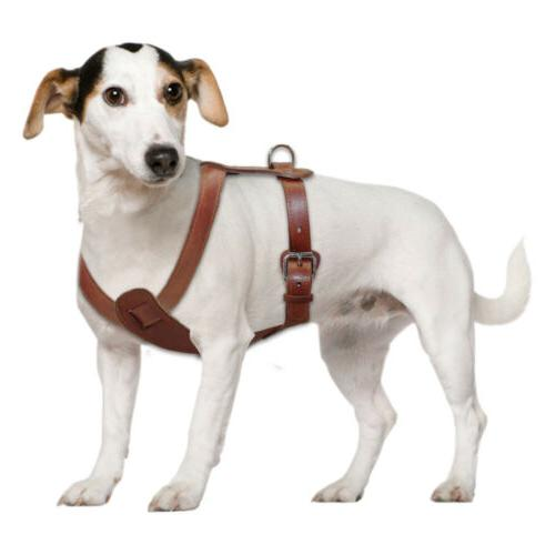 Handcraft Genuine Dog Harness Vest for Small Large Dogs