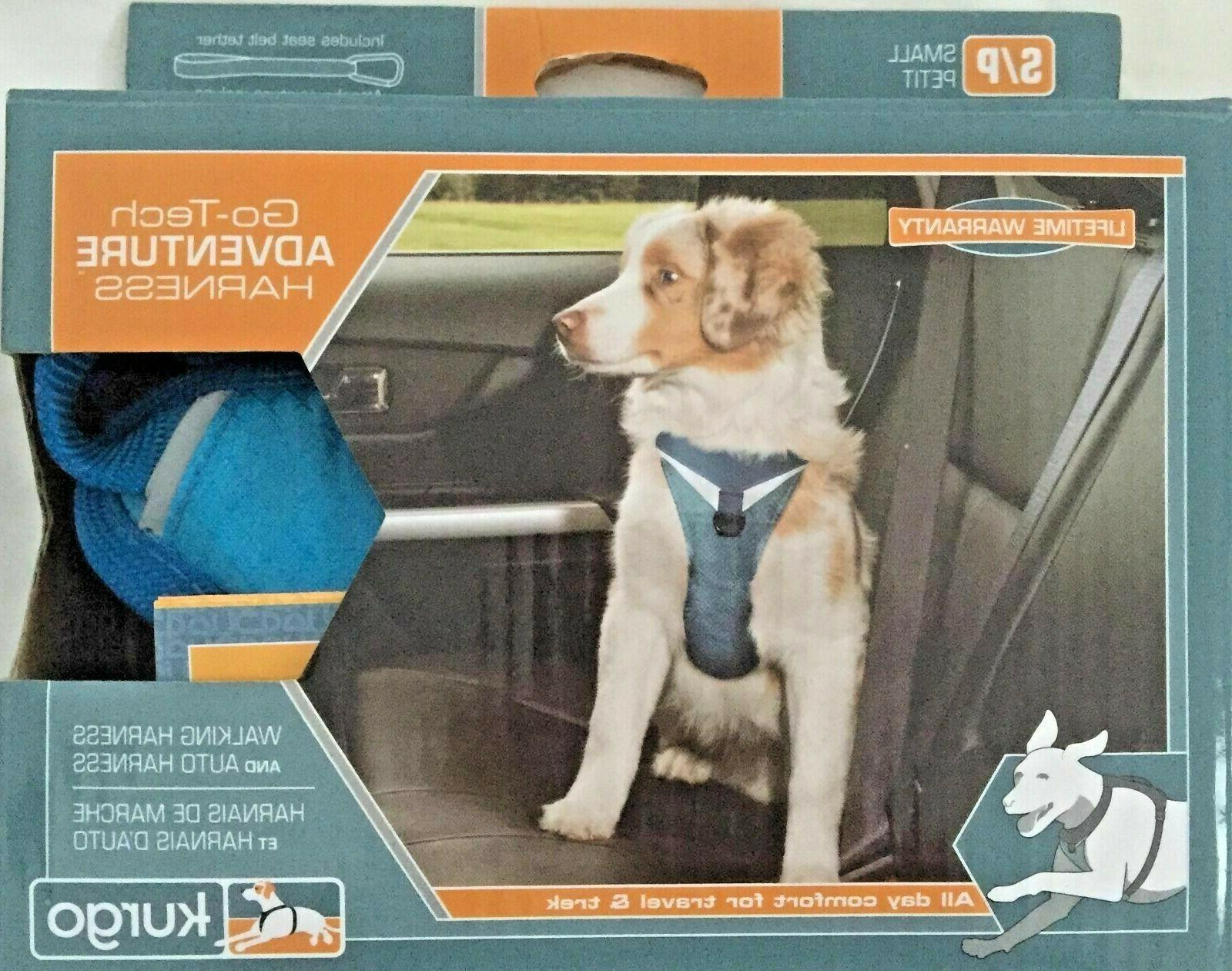 go tech adventure harness w