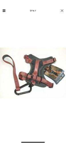 KURGO Journey Dog Harness 10-25 lbs SMALL CORAL 5940