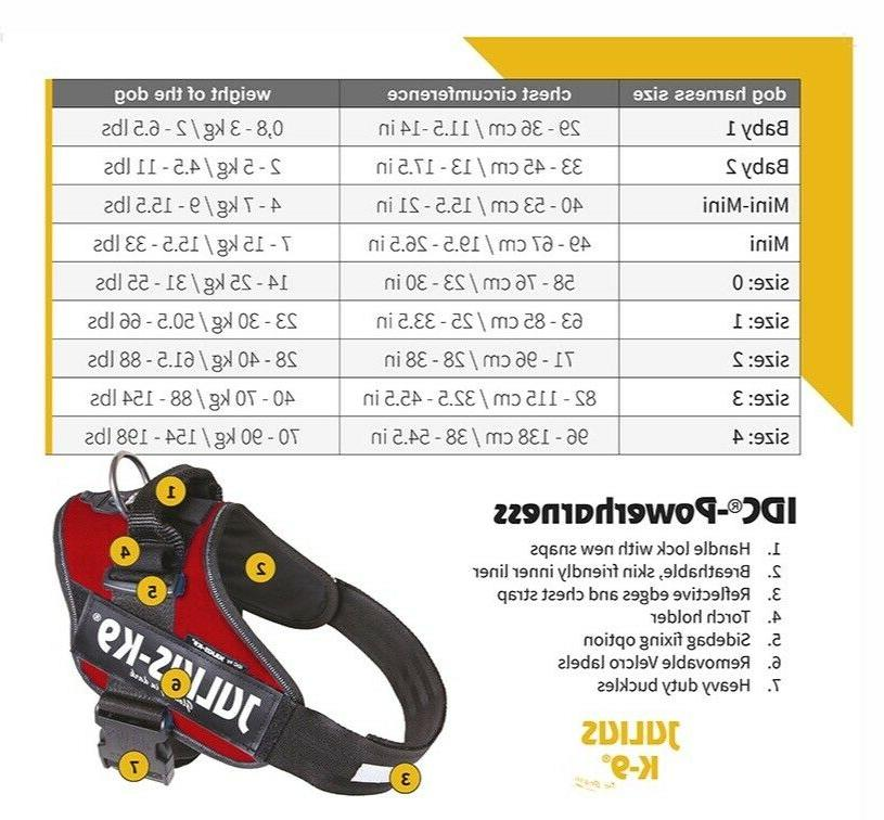 Julius-K9 IDC® Power Puppy Reflective