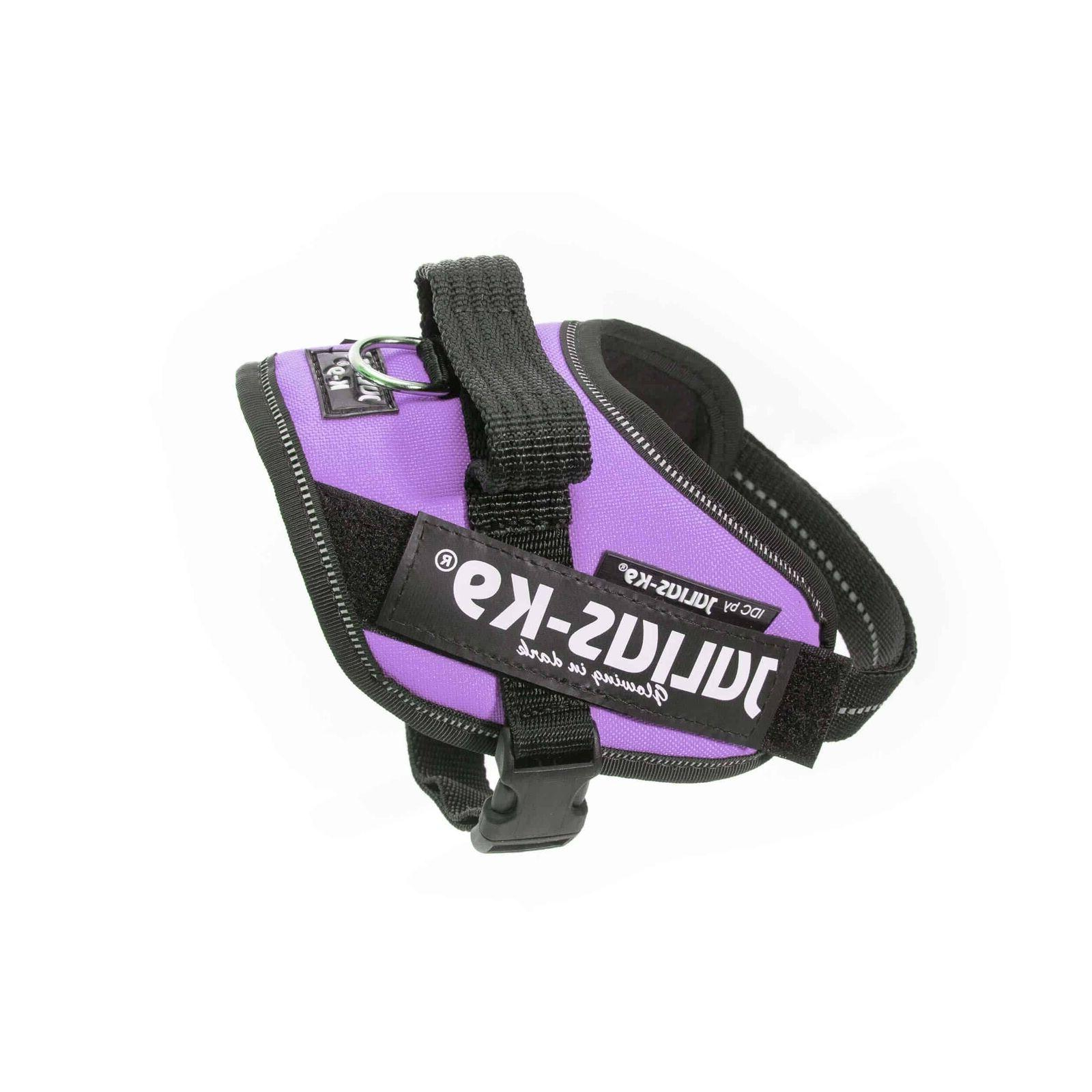 Puppy Harness Adjustable Reflective