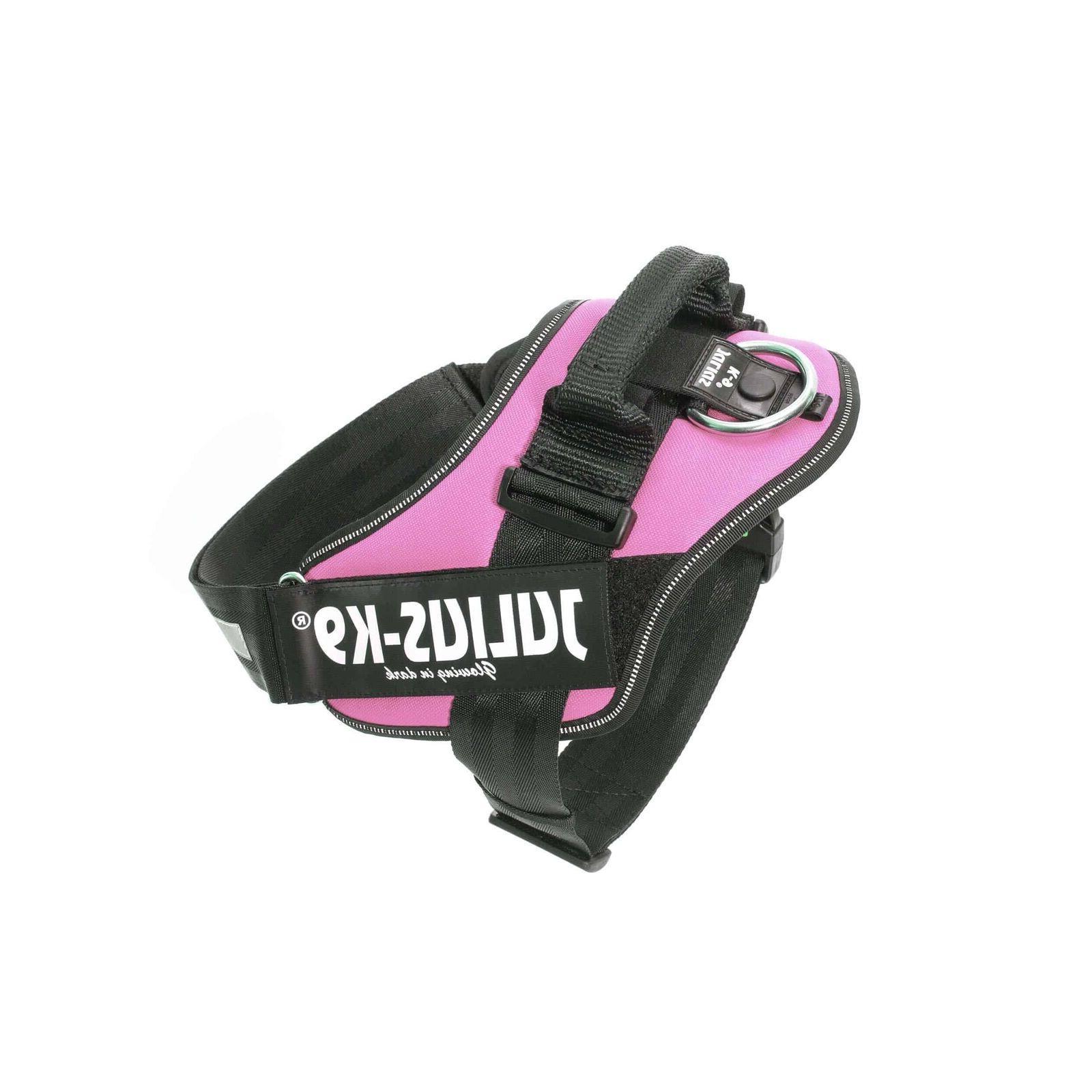 Julius-K9 IDC® Puppy Harness Strong Adjustable Reflective FREE UK
