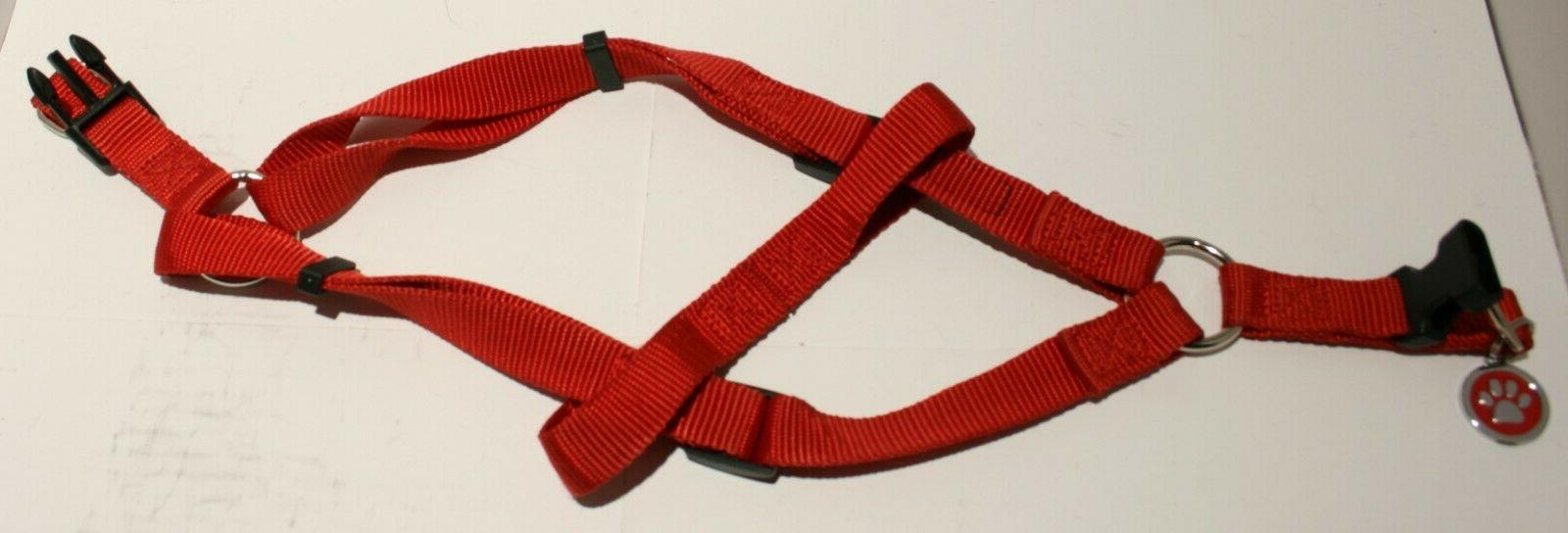 Pupteck Nylon Step Pull Harness