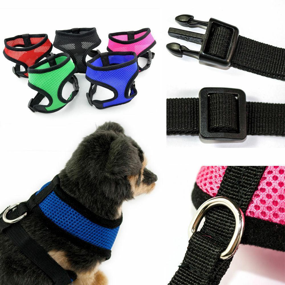 Mesh Harness BELT Pet Safety Strap