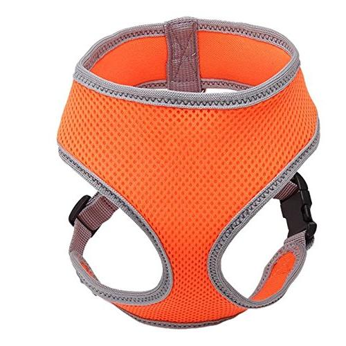 mesh nylon dog harness breathable puppy cat