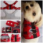 New England Patriots Dog vest harness for Small Breed Dog Si