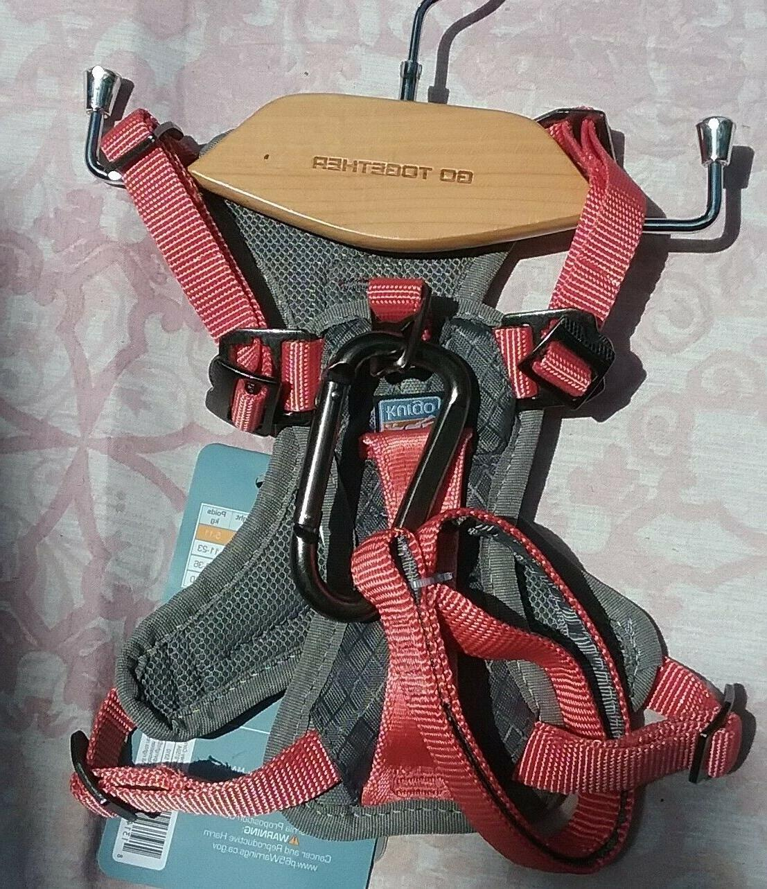 NEW COMFORT & HARNESS, & SIZE SMALL