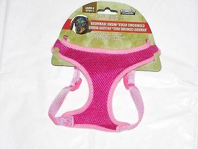 NEW SMALL Female Puppy Pink COMFORT MESH