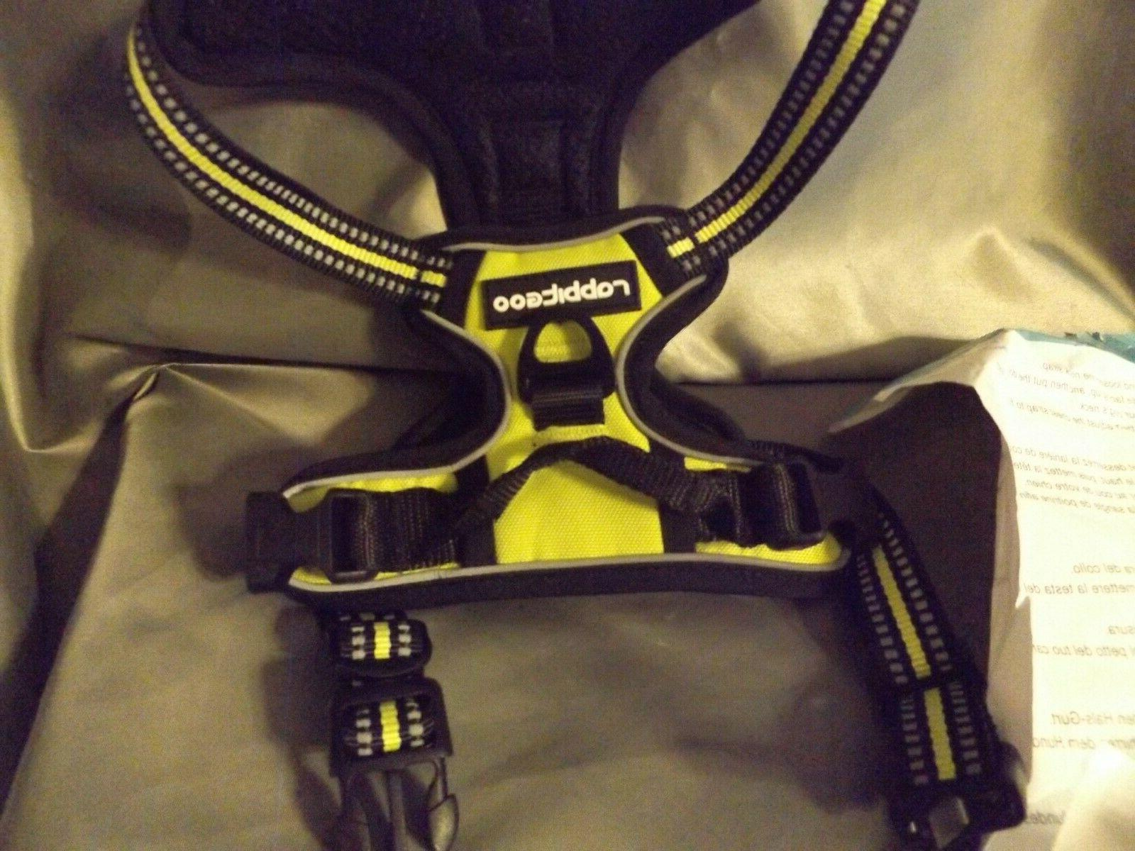 no pull dog harness vest harness size