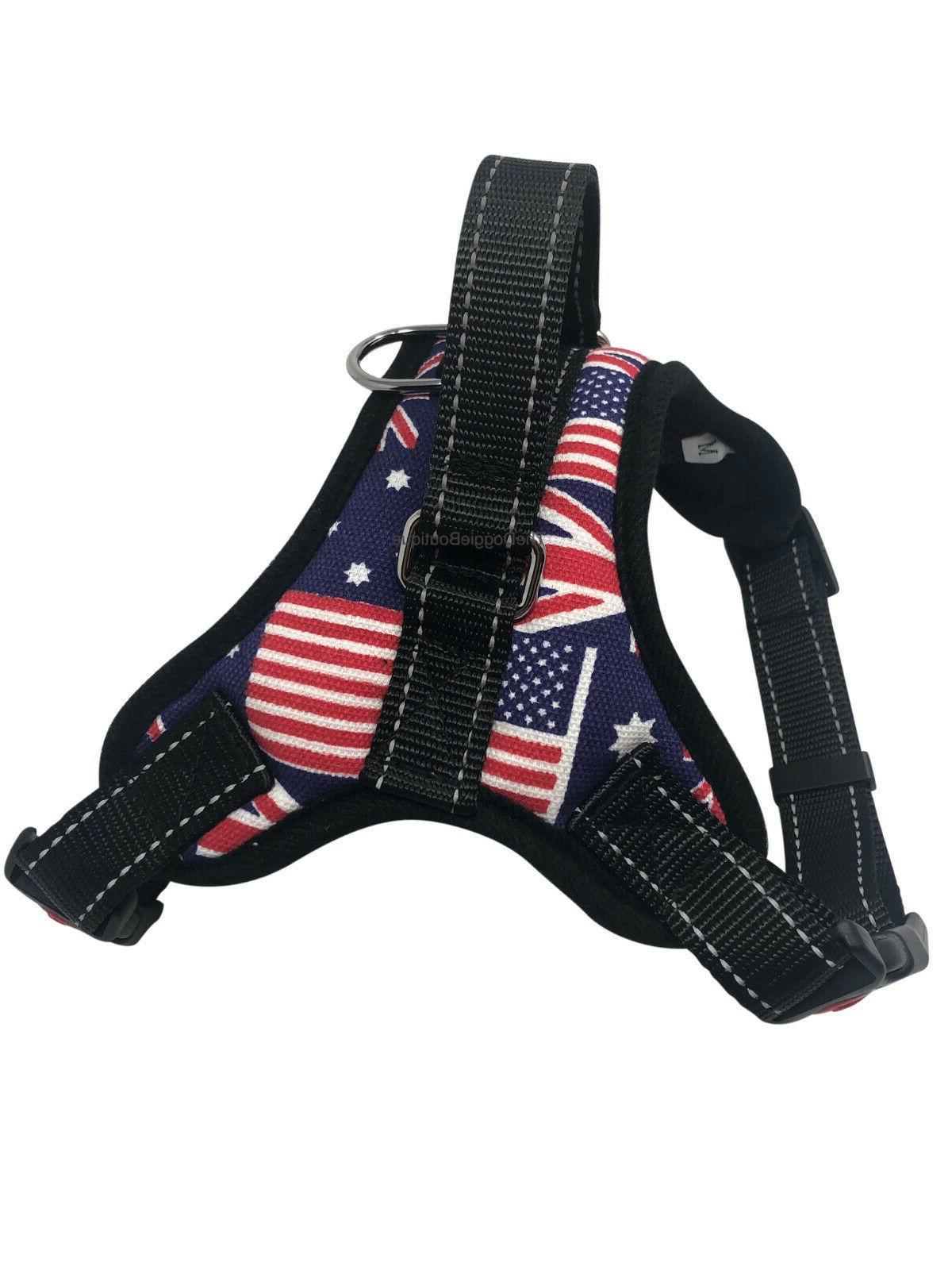 No Pull Pet Vest Harness Adjustable, Quality, M